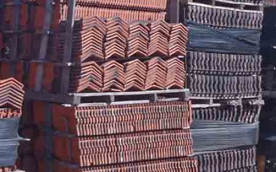 Recycled Roof Tiles